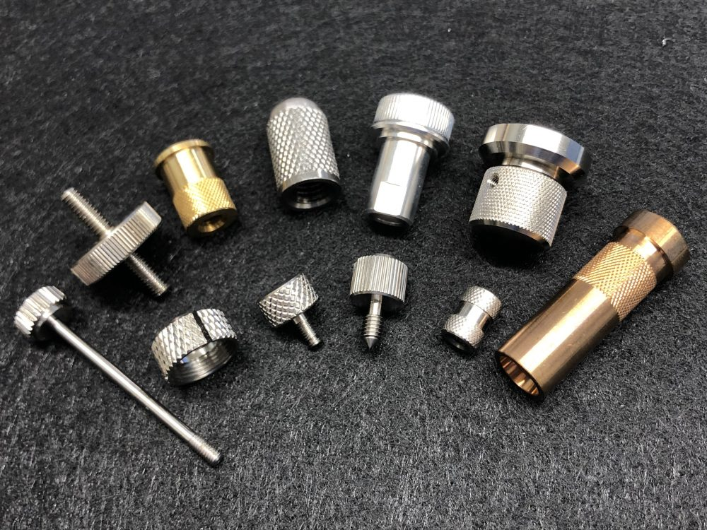 ローレット加工 | 原製作所からのお知らせ|金属切削加工・長尺 ...